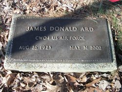 James Donald Ard