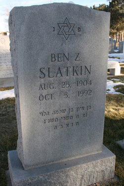 Ben Z. Slatkin