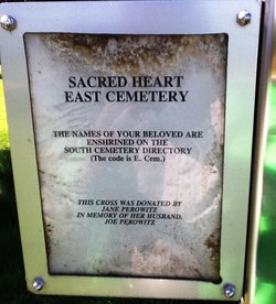 Sacred Heart Old Cemetery