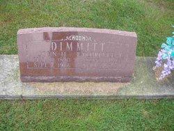 Florence Edna <I>Roller</I> Dimmitt
