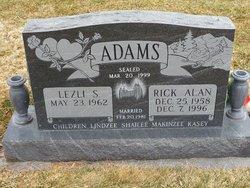 Rick Alan Adams