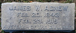 James W Agnew