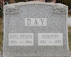 Benjamin Hyson Day