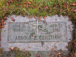Arnold H Christian