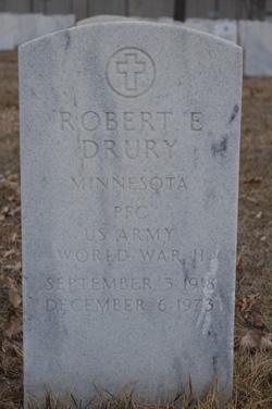 Robert Eugene Drury