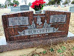"Fannie Josephine ""Josie"" Burchett"
