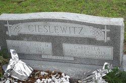 Joseph John Cieslewicz Jr.