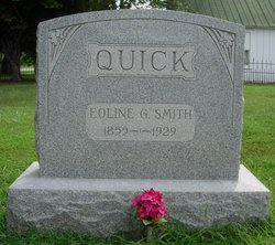 Eoline Gertrude <I>Smith</I> Quick