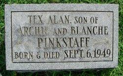 Tex Alan Pinkstaff