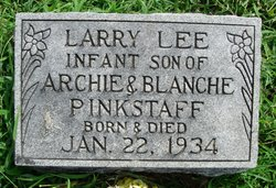 Larry Lee Pinkstaff