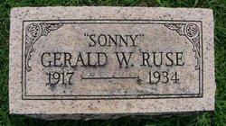 "Gerald W ""Sonny"" Ruse"