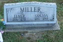 "Lewis Elmer ""Elmer"" Miller"