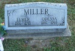 """Sarah Odessa """"Dessie"""" <I>Baker</I> Miller"""