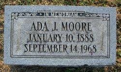Ada J Moore