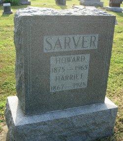 Harriet <I>Alexander</I> Sarver