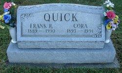 Frank Ridenour Quick