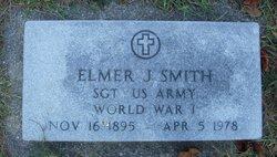 Elmer Joseph Smith