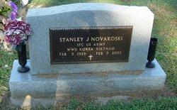 """Stanley """"Sarge"""" Novakoski"""