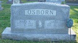 Mary <I>Kirk</I> Osborn