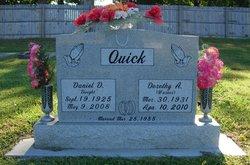 "Daniel D ""Dwight"" Quick"