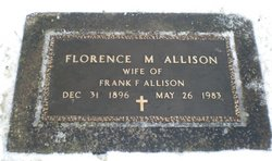 Florence M Allison