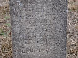 Benjamin C Akins