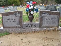 Travis Ernest Aven