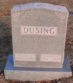 Edward G Dusing