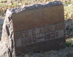 George E Acklan