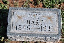 """Charles Theodore """"CT"""" Hart"""