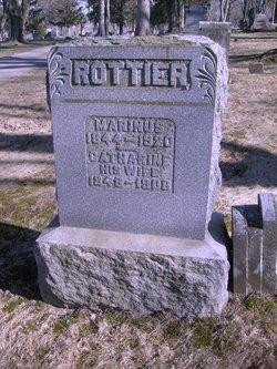 Catharine <I>Koeman</I> Rottier