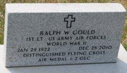 Ralph W Gould
