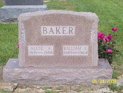 Alsie Anna <I>King</I> Baker