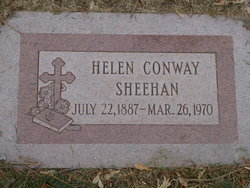 Helen Edith <I>Conway</I> Sheehan