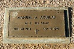 Manuel A Aguilar