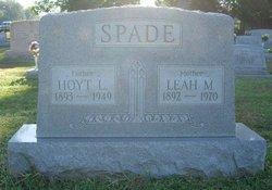 Leah Mae <I>Bolds</I> Spade
