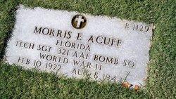 TSGT Morris E Acuff