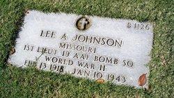 Lee A Johnson