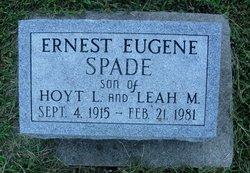 Ernest Eugene Spade