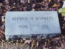 Alfred H Borbein