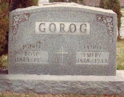 Rose <I>Sabo</I> Gorog