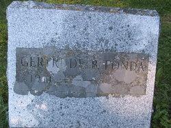 Gertrude Fonda