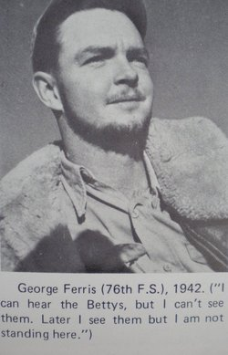 Sgt George B Ferris, Jr