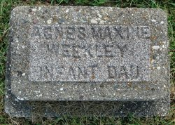Agnes Maxine Weekley
