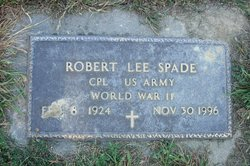 Robert Lee Spade