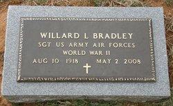 """Willard Luther """"Geat"""" Bradley"""