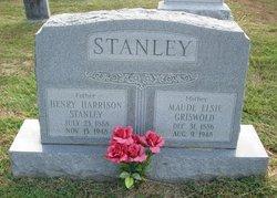 Maude Elsie <I>Griswold</I> Stanley
