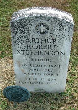 Arthur Robert Stephenson