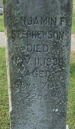 Benjamin Franklin Stephenson