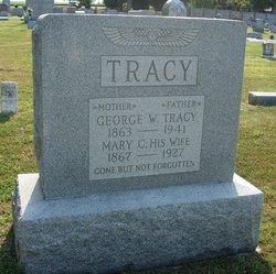 Mary Catherine <I>Hawkins</I> Tracy